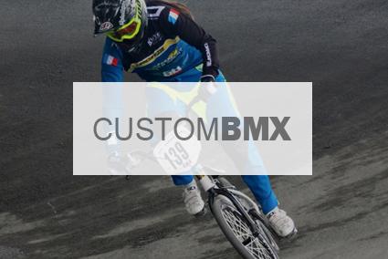 Vignette custom bmx