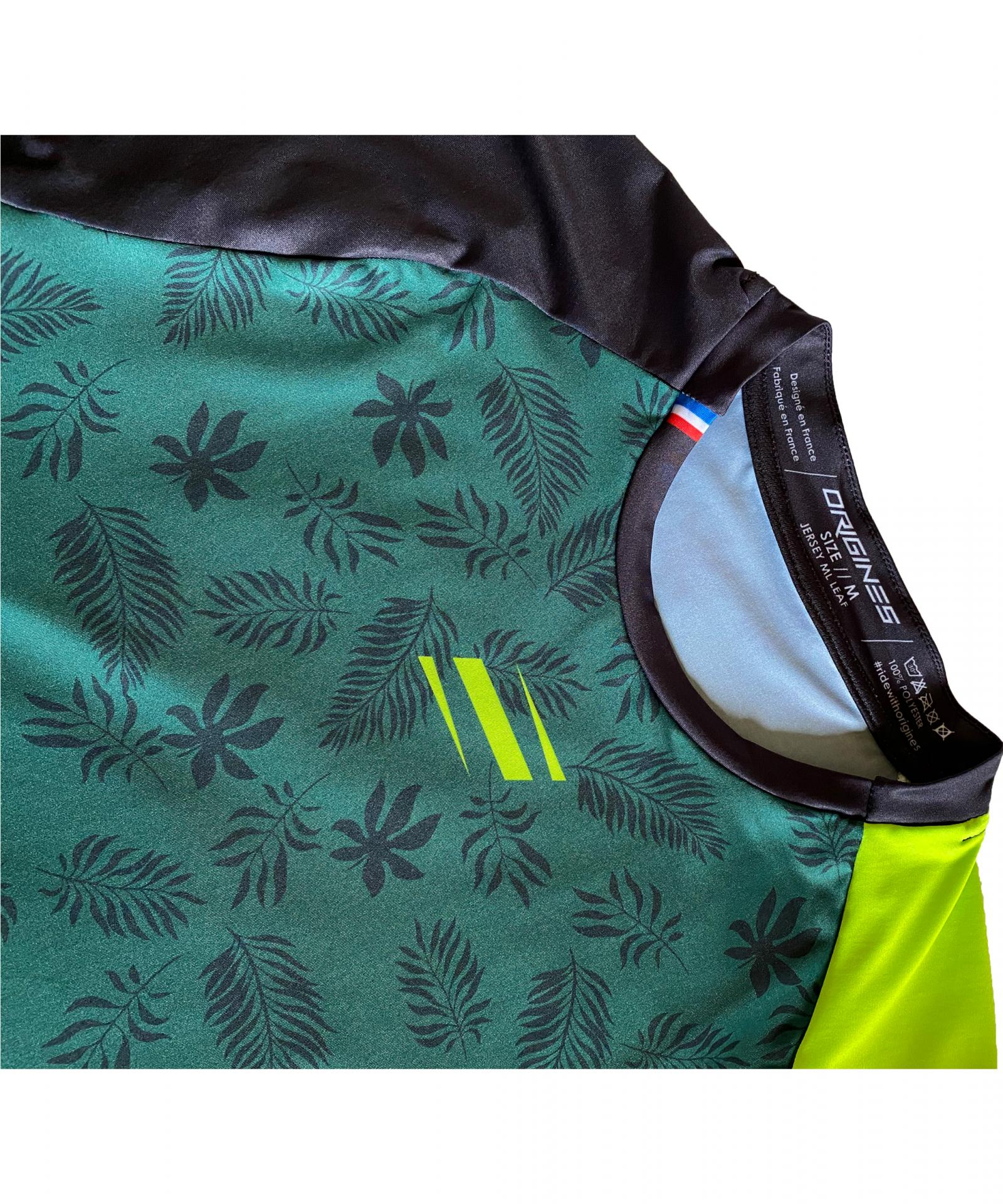 Jersey origines clothing enduro leaf col 1