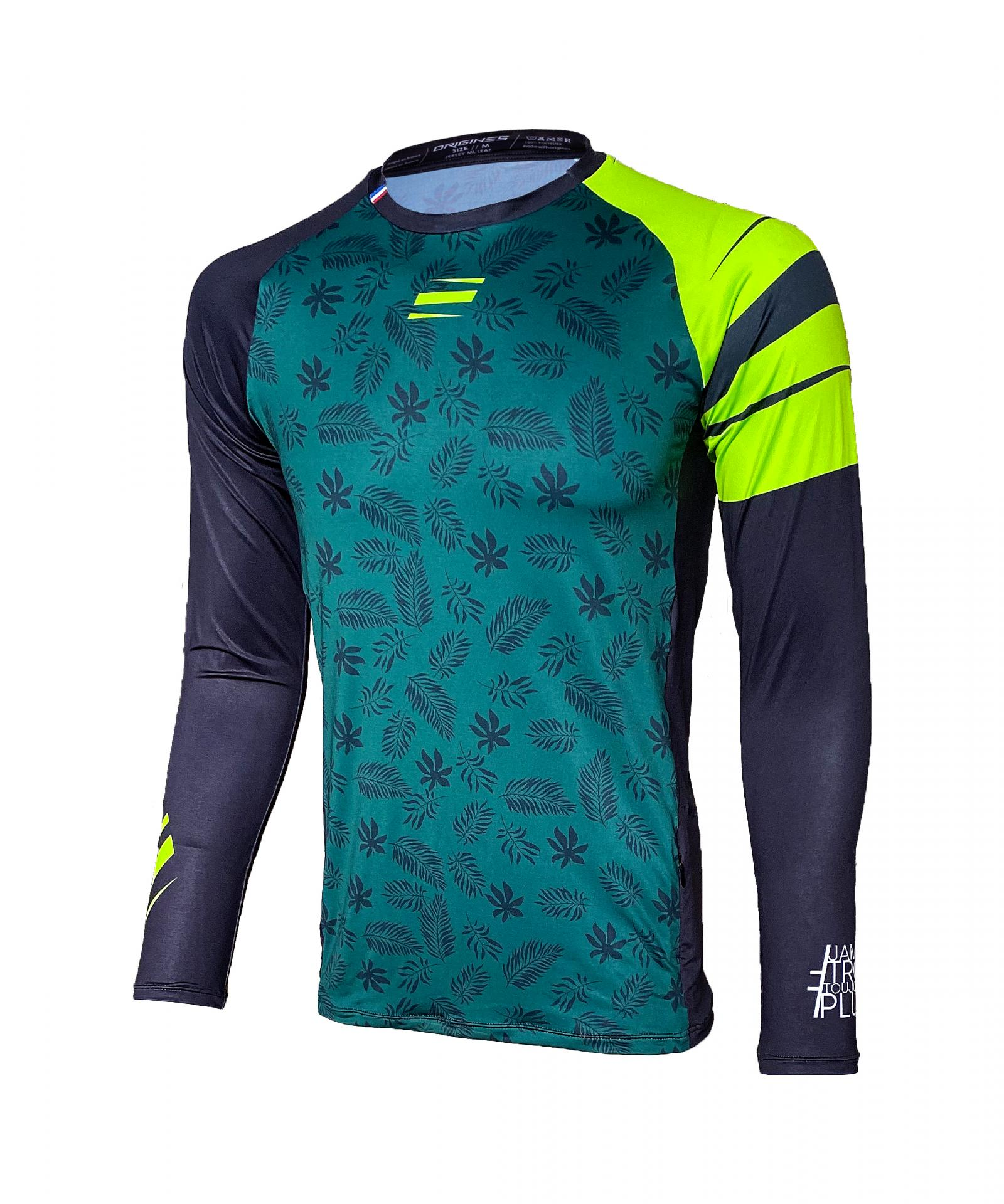 Jersey Origines Clothing Enduro Leaf