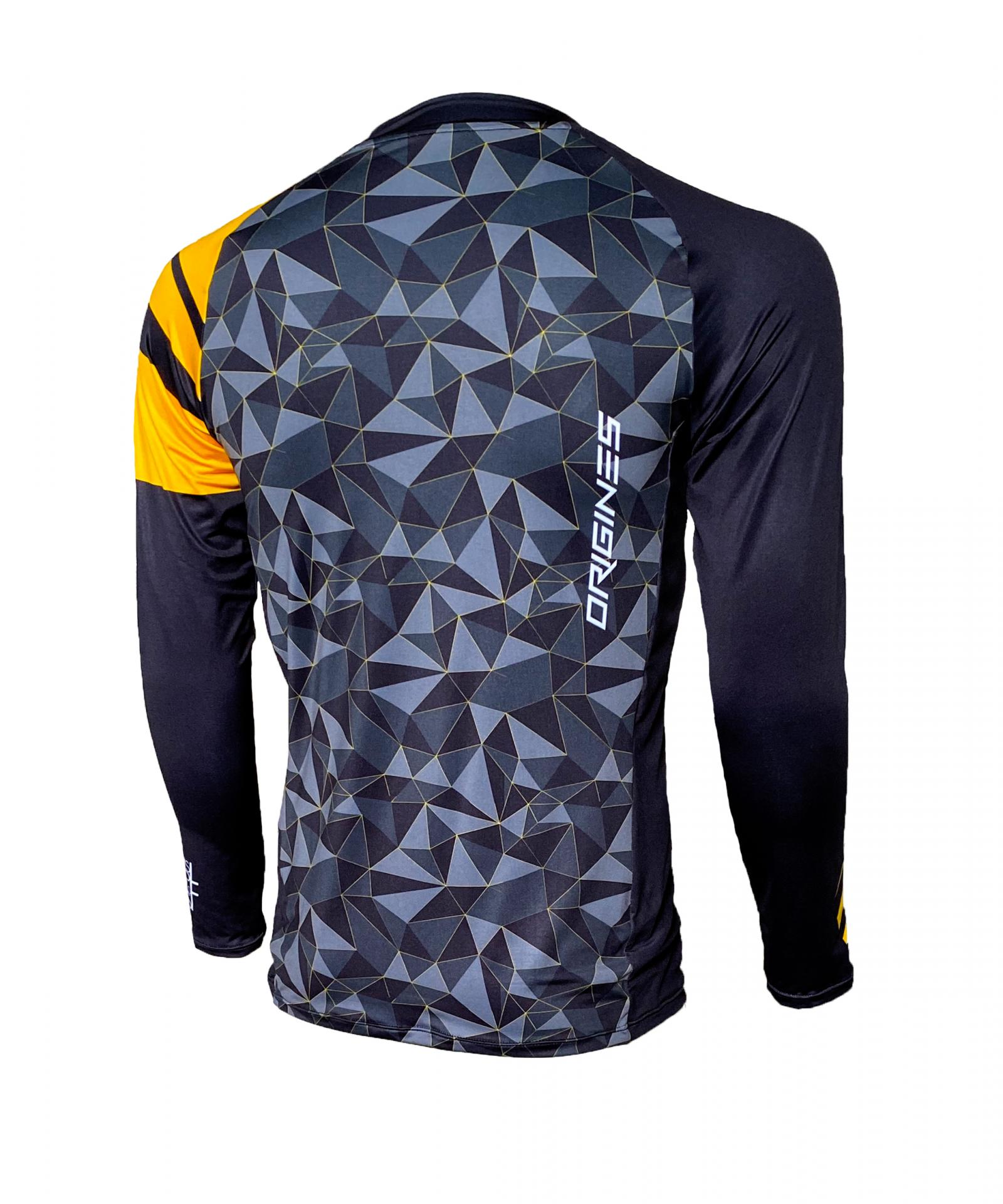 Jersey origines clothing enduro prism back 1