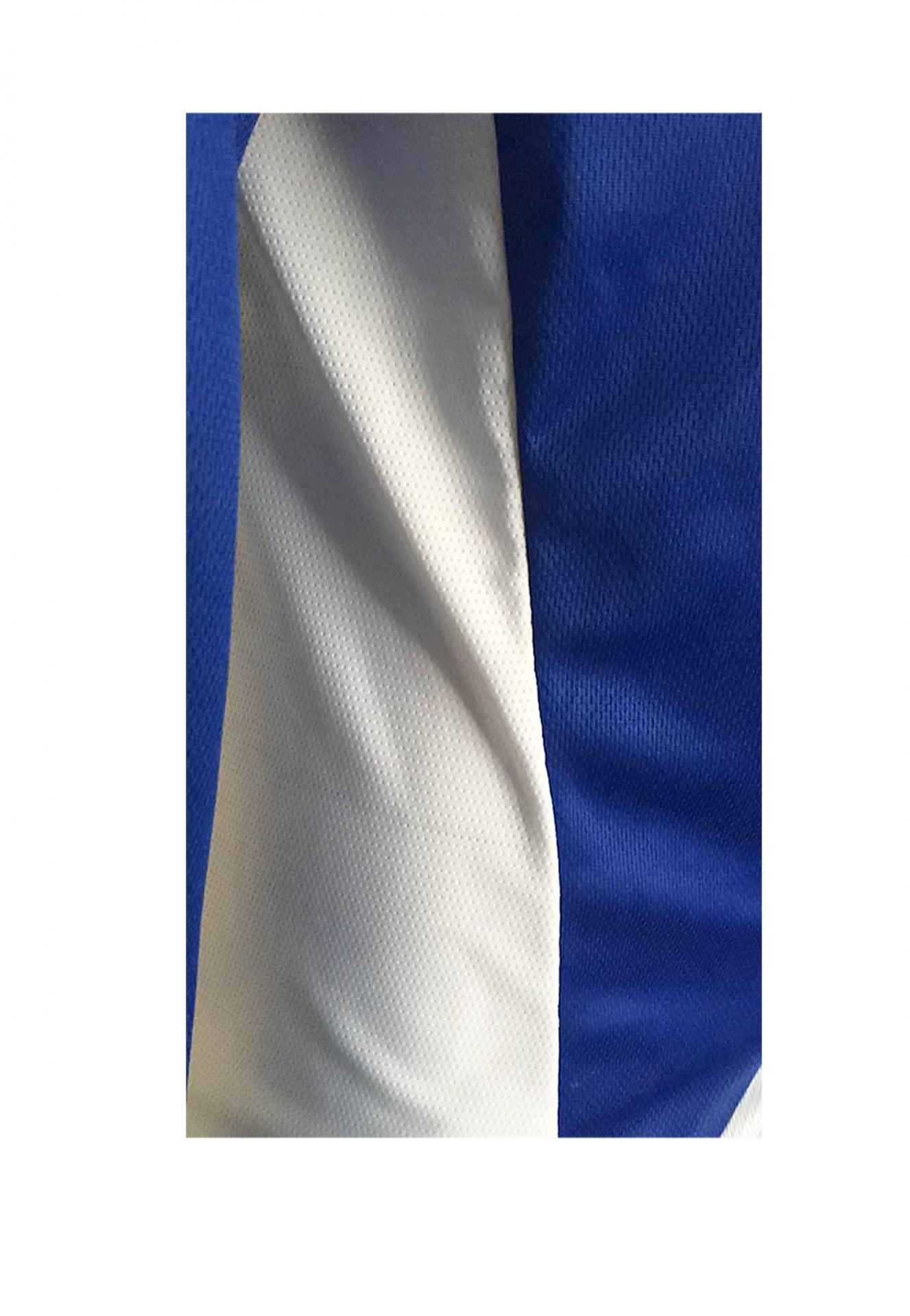 Maillot fraka bleu cote