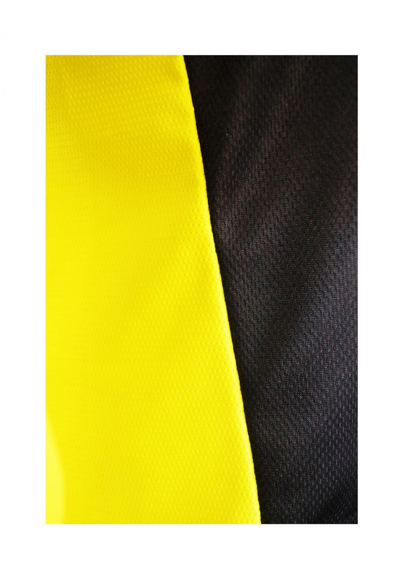 Maillot lux jaune cote