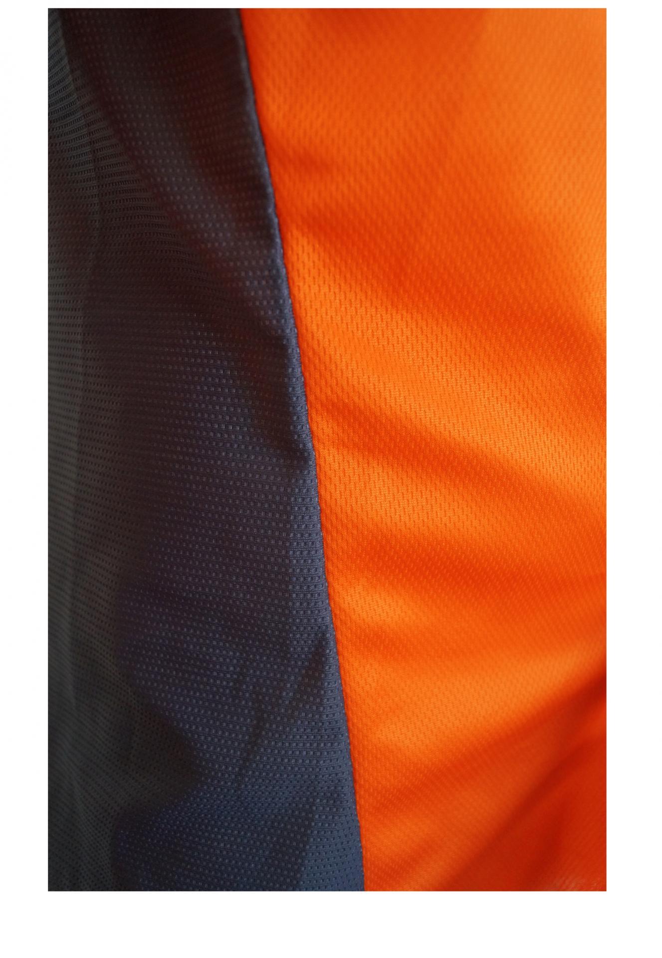 Maillot orange cote