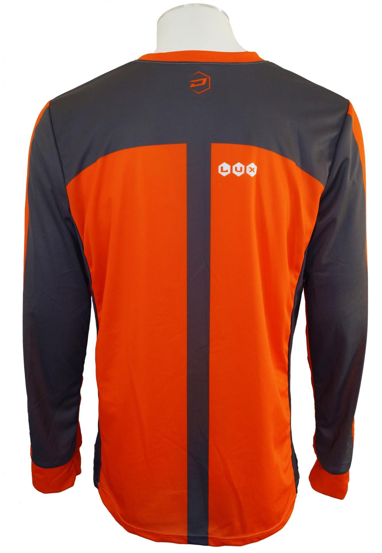 Maillot orange dos