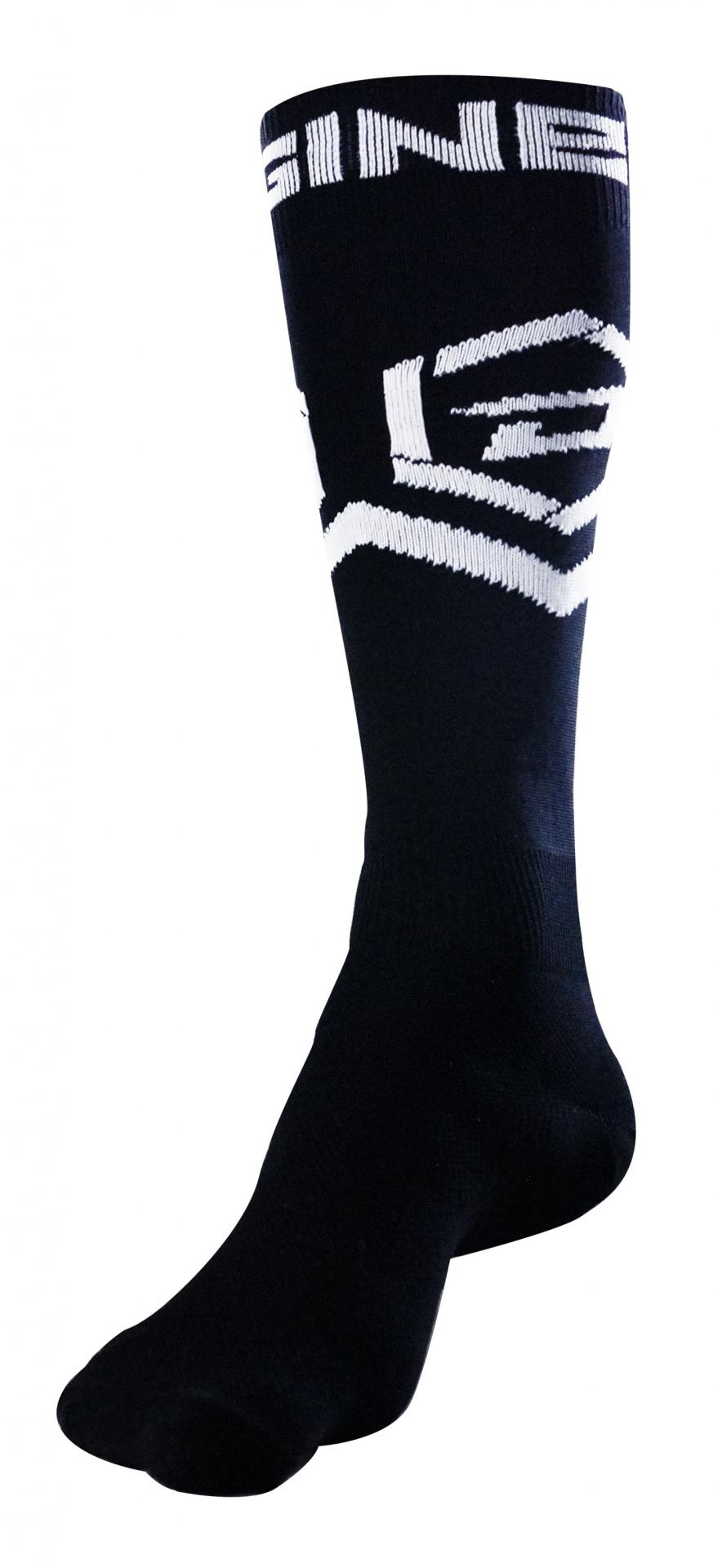Socks 2017 noir longue1