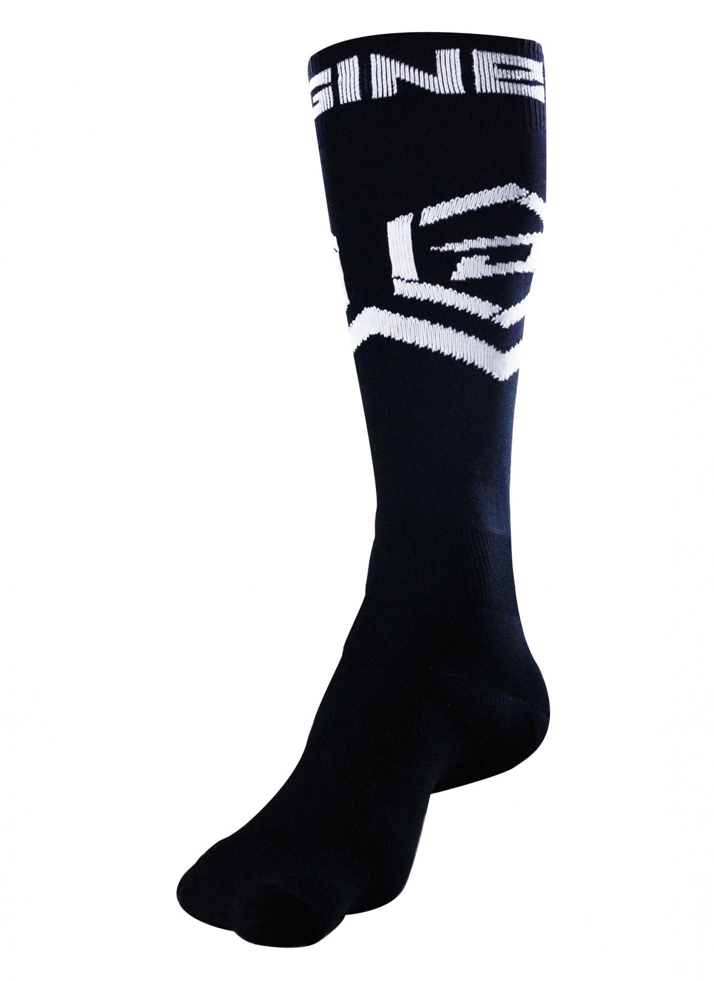 Socks 2017 noir longue2