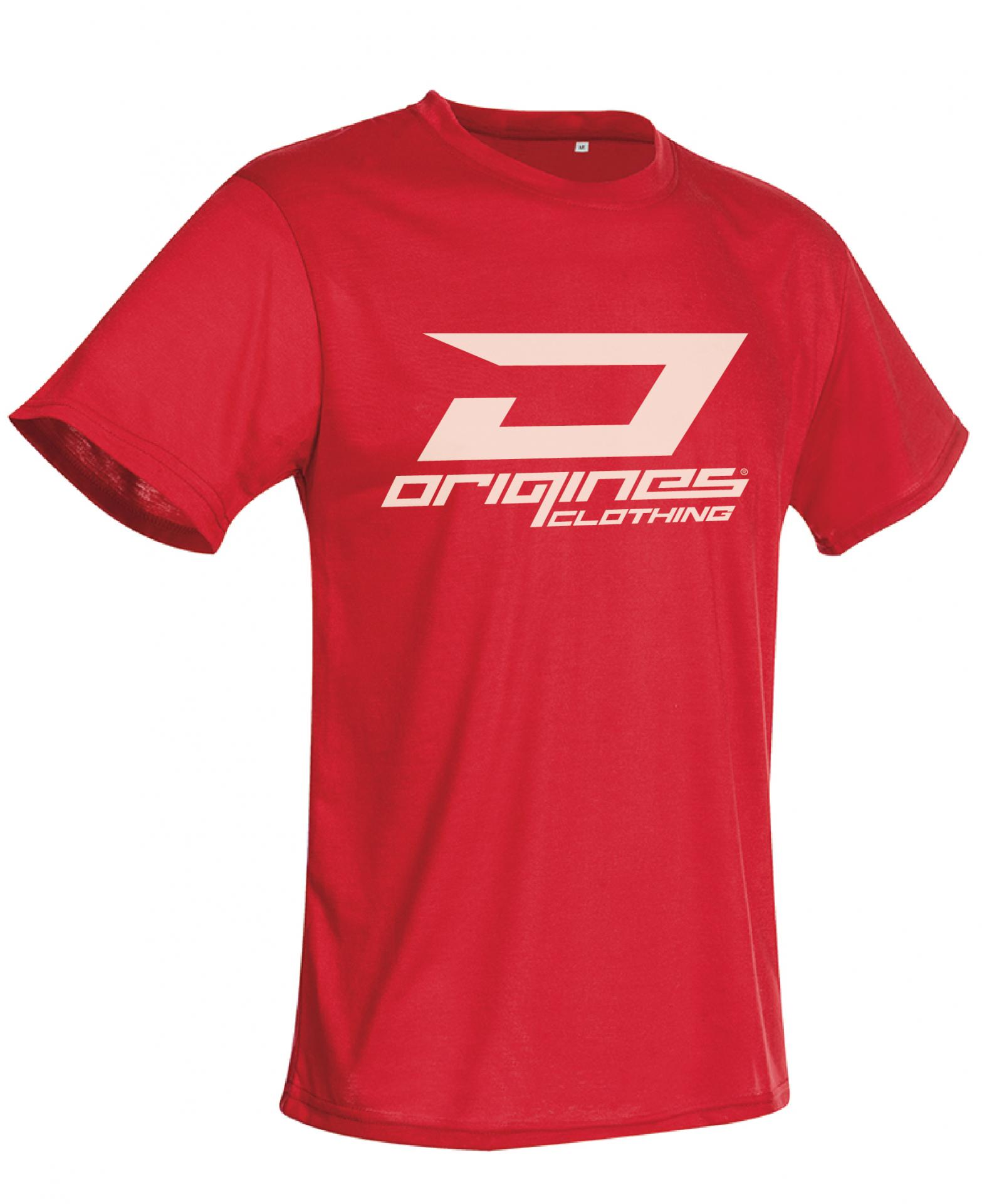 T shirt 2014 logo rouge